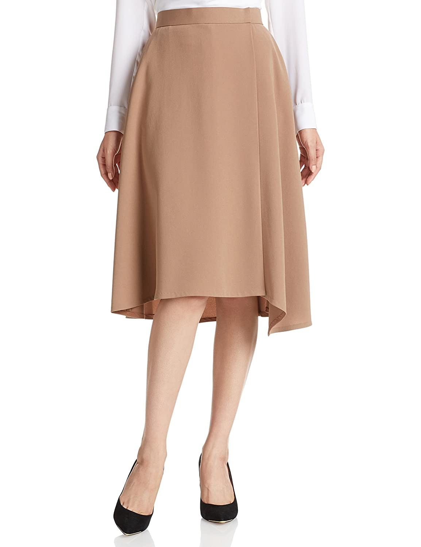 Amazon.co.jp: (デミルクスビームス) Demi-Luxe BEAMS / ラップ風 ミモレ丈スカート: 服&ファッション小物