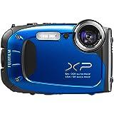 Fujifilm FinePix XP60 16.4MP Digital Camera with 2.7-Inch LCD (Blue)
