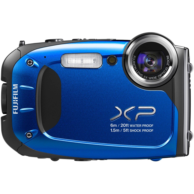 Fujifilm FinePix XP60 16.4MP Digital Camera with 2.7-Inch LCD