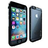 "Mengo Hydro Series iPhone 6S Waterproof Case (4.7"" Version) Thin, Light Weight, Dustproof & Shockproof (Black) (Color: Black)"