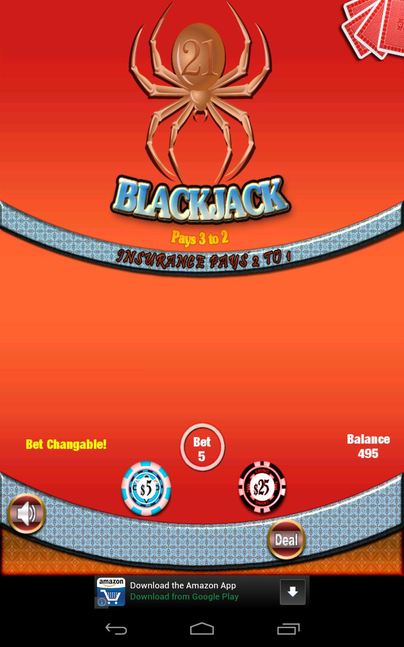 Blackjack junior