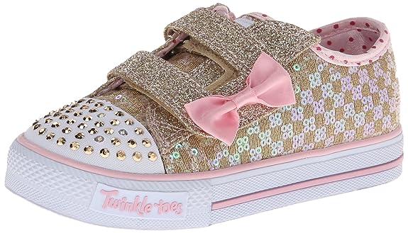Skechers-Kids-Twinkle-Toes-Shucckles-Sweet-Steps-Lighted-Sneaker-Toddler-Little-Kid-