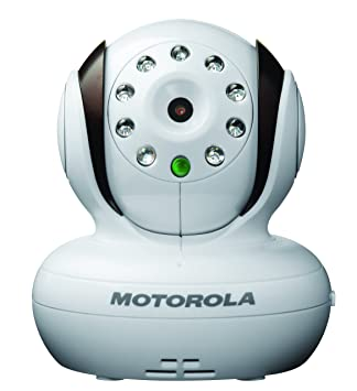 shoptagr motorola additional camera for motorola mbp33 and mbp36 baby monitor brown with white. Black Bedroom Furniture Sets. Home Design Ideas