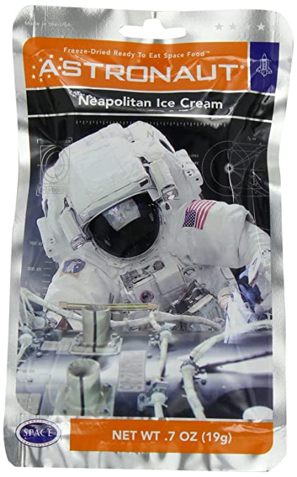 Astronaut Ice Cream - Kids LOVE getting this in their stockings!