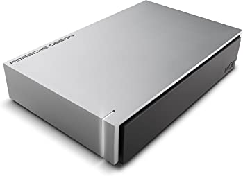 Lacie 9000385 4TB Portable External Hard Drive