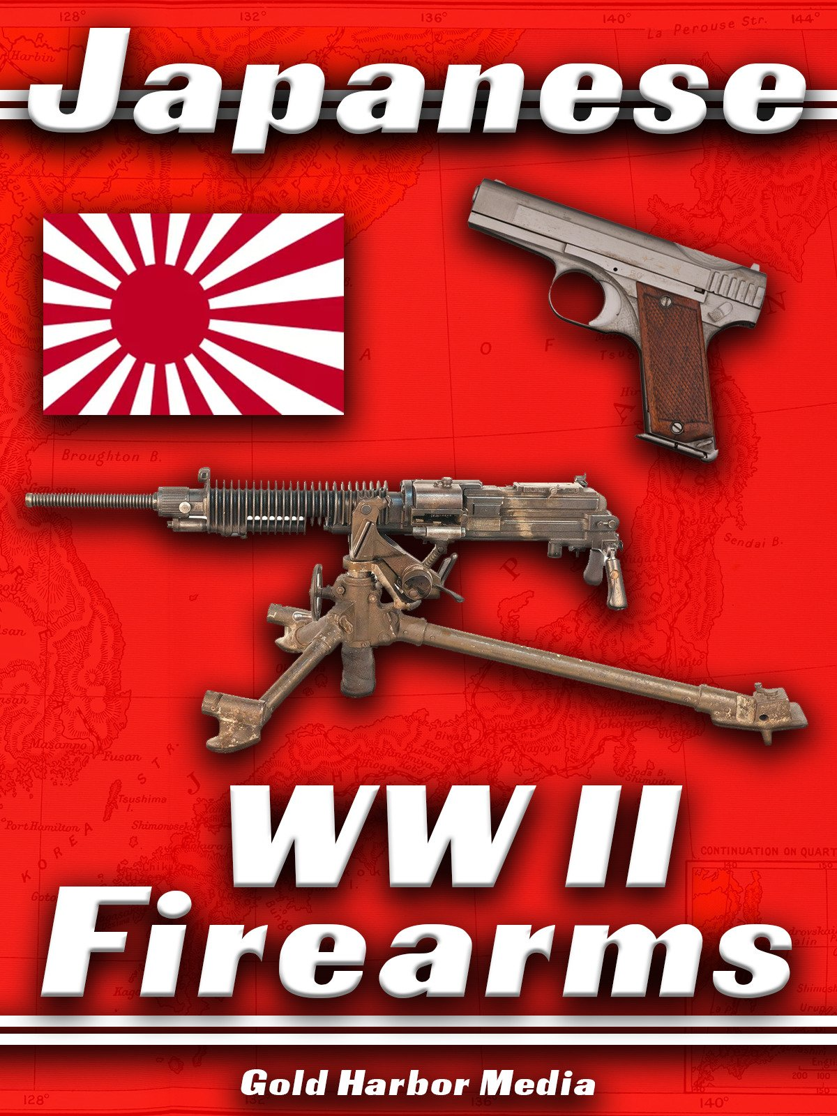 Japanese WWII Firearms