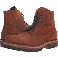 Kenneth Cole New York Climb The Wall Mens Boots - Rust or Dark Brown