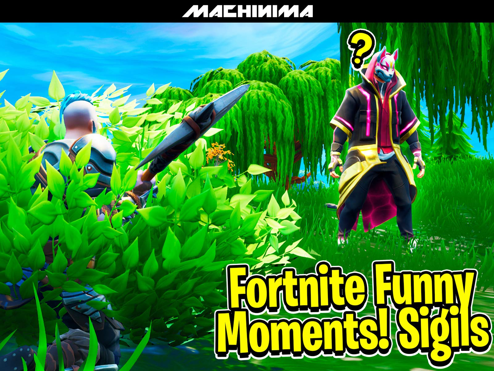 Clip: Fortnite Funny Moments (Sigils) - Season 1