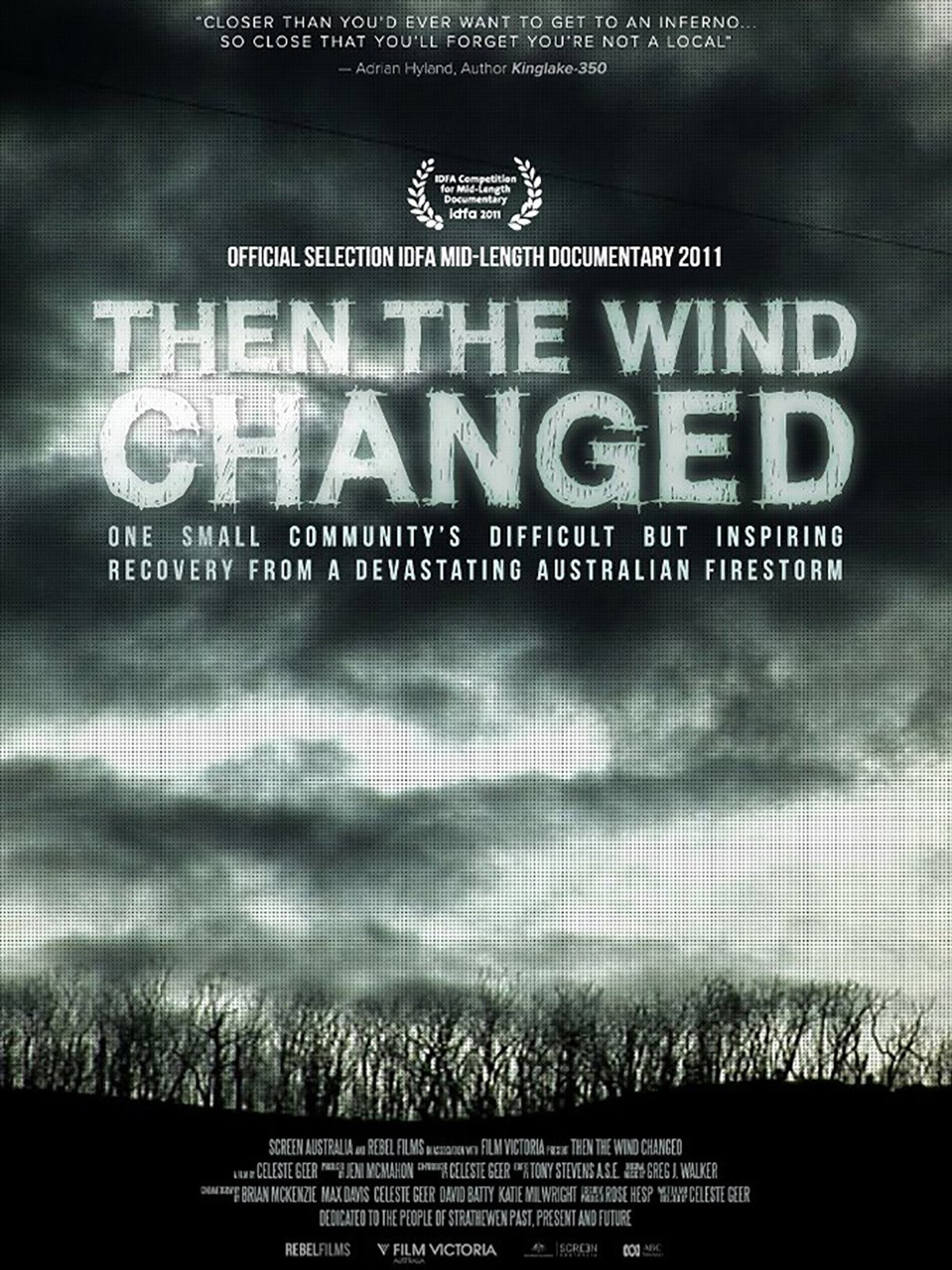Then the Wind Changed on Amazon Prime Instant Video UK