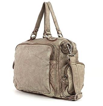 großer Abverkauf erstklassige Qualität billiger Verkauf FredsBruder Knautsch Handtasche 52-64-81 - uidfhdgjol