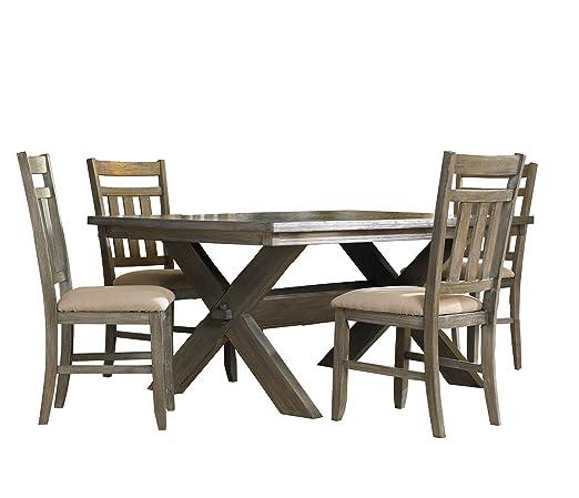 Powell Turino Dining Set, 5-Piece
