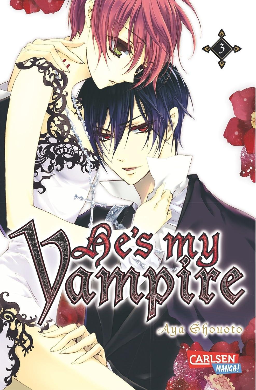 He's my Vampire, Band 3