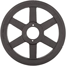 Martin FHP Sheave, MST Bushed, 3L/4L or A Belt Section, 2 Grooves, Class 30 Gray Cast Iron