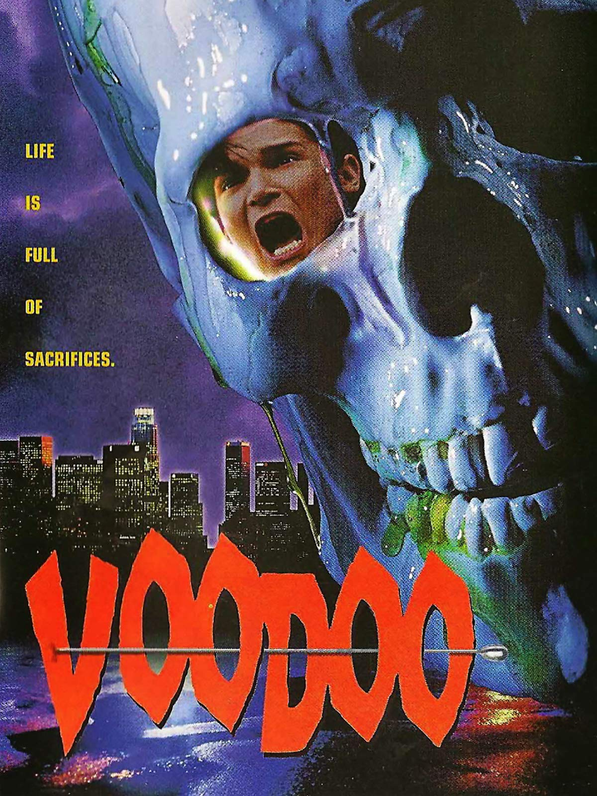 Voodoo on Amazon Prime Video UK