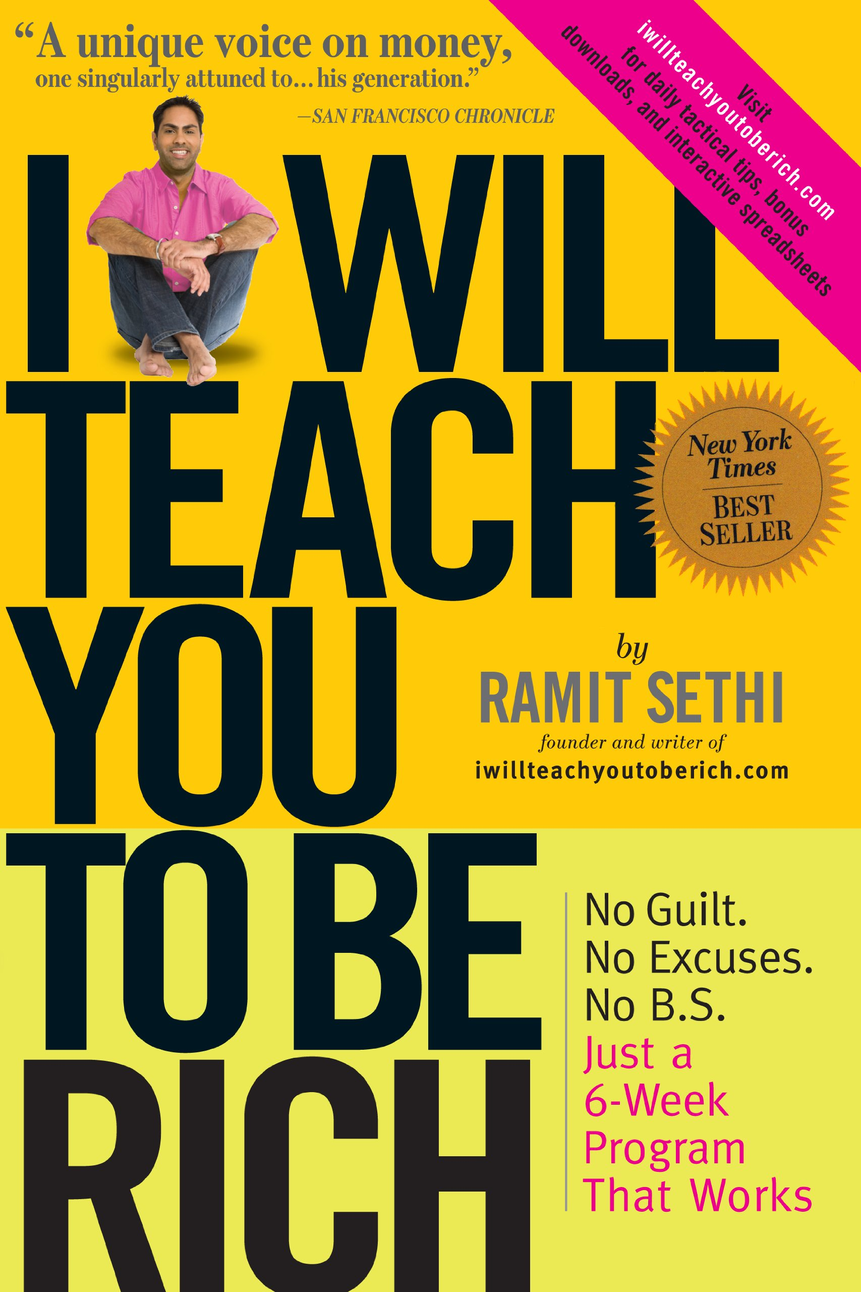 I Will Teach You to Be Rich ISBN-13 9780761147480