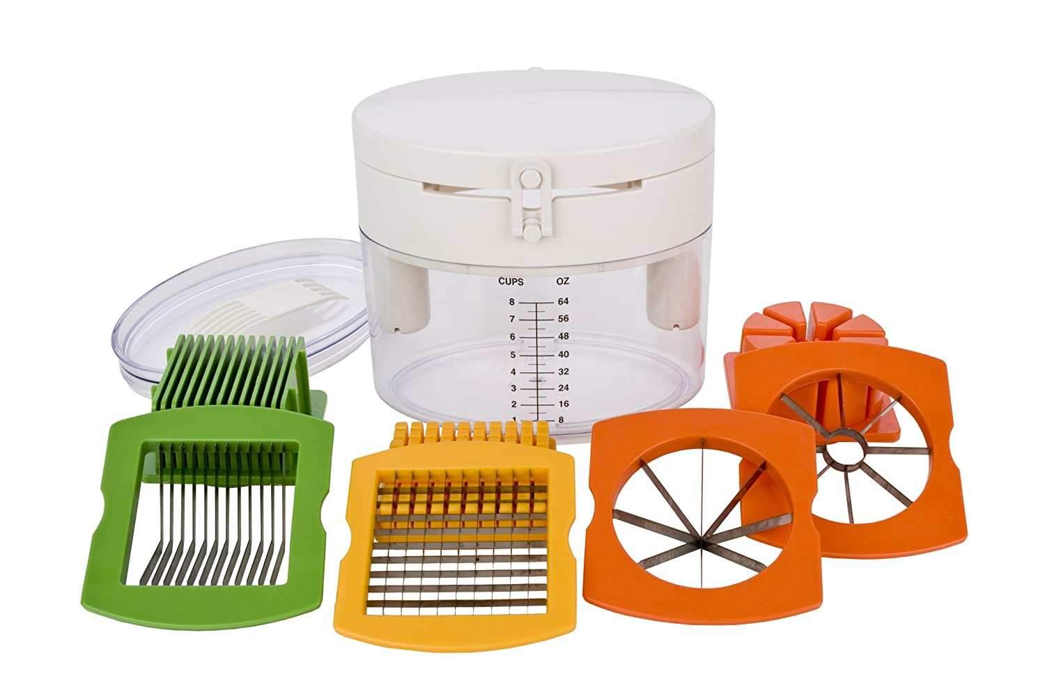 Fruit And Vegetable Chopper/Slicer/Wedger