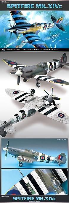 Academy 02157 Spitfire XIVc 1:48 Plastic Kit