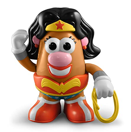 Mr. Potato Head: Wonder Woman