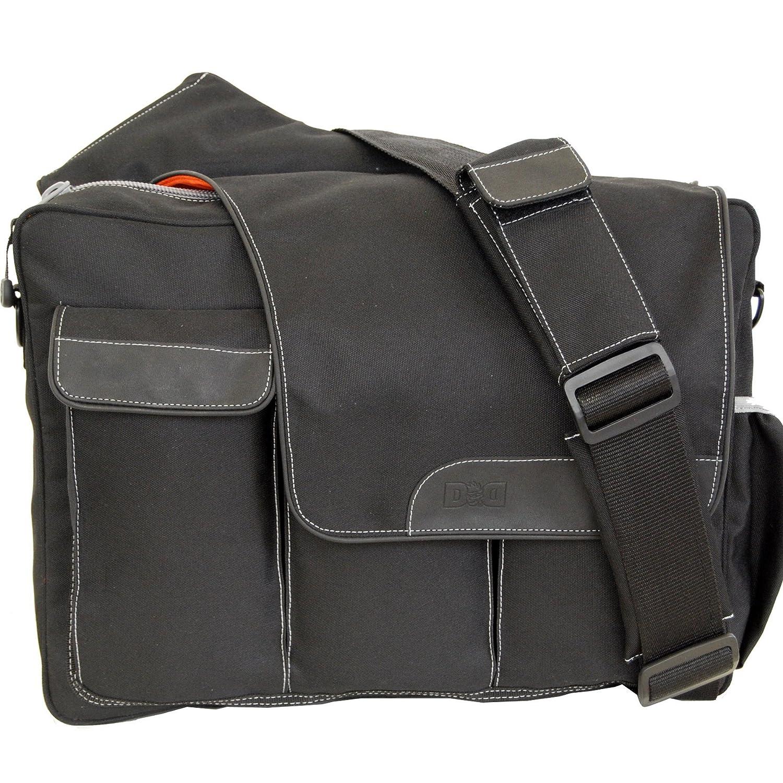 81OoAeQONzS. AA1500  Diaper Dude Messenger II Diaper Bag