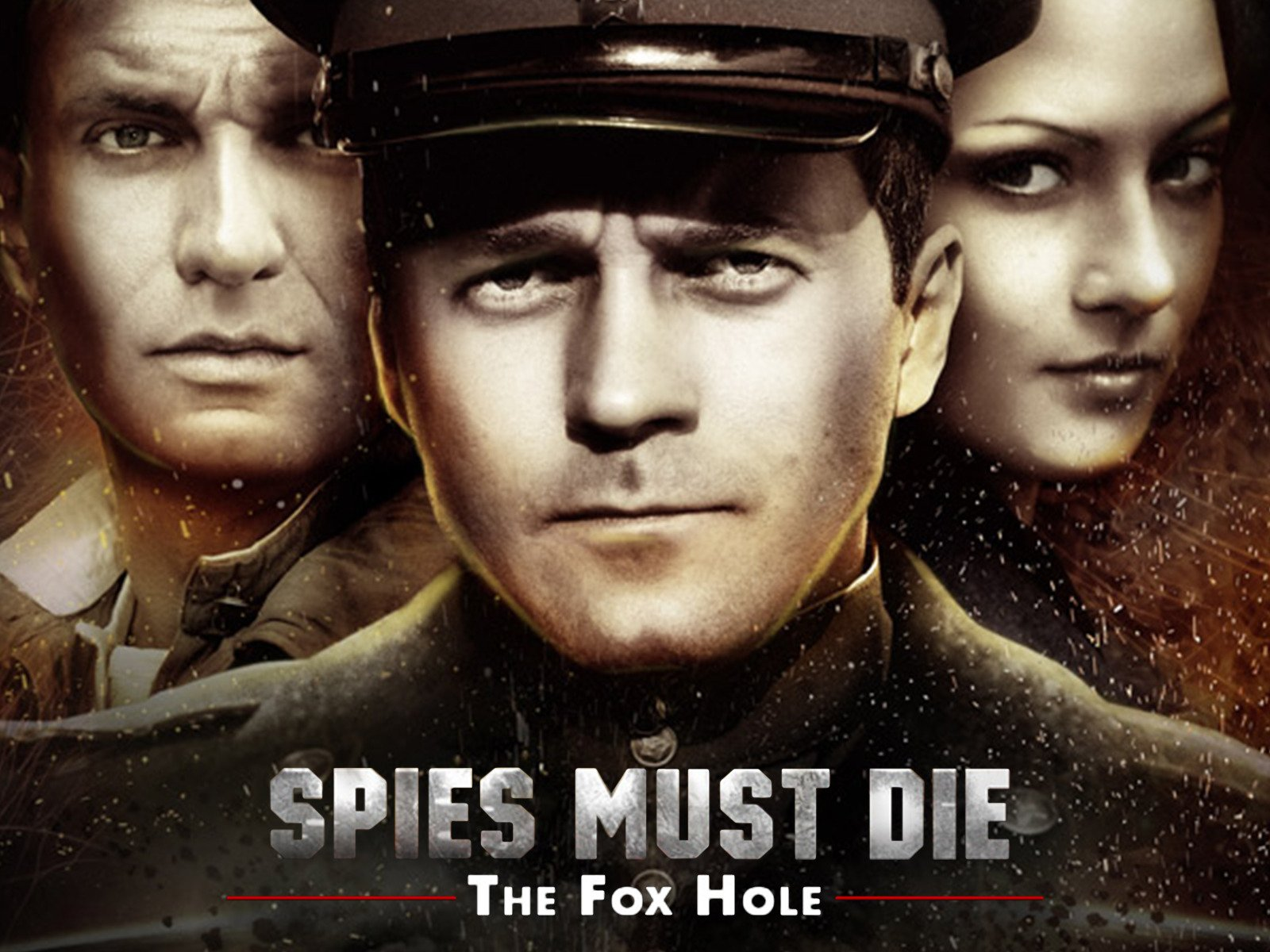 Spies Must Die: The Fox Hole