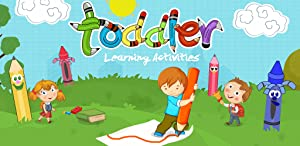 Toddler Learning Activities from Gameiva