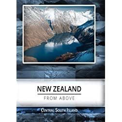 New Zealand From Above  Central South Island [Blu-ray]