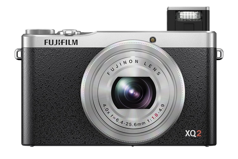 FUJIFILM プレミアムコンパクトデジタルカメラ XQ2 ブラック F FX-XQ2B
