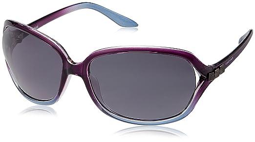 oversized sunglasses  Fastrack Oversized Sunglasses (P218BK1FP): Amazon.in: Clothing ...