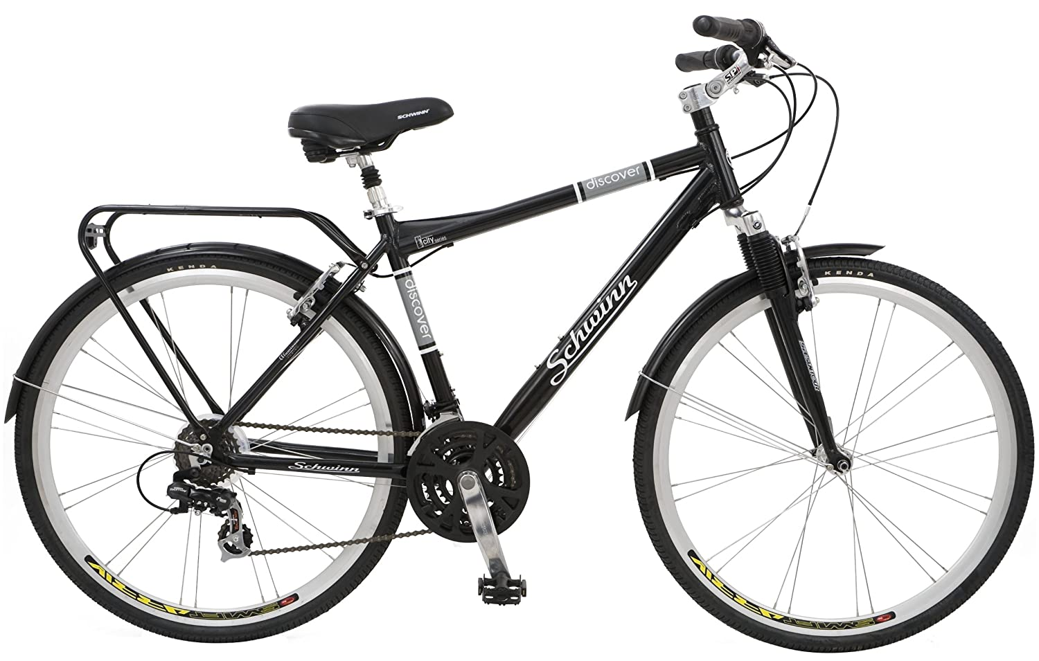 Schwinn Discover Men's Comfort Bike