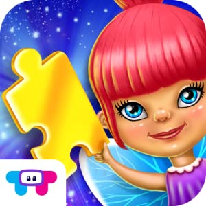 Kids Puzzles - Magic: 6 Education Preschool Puzzles for Kids from TabTale LTD