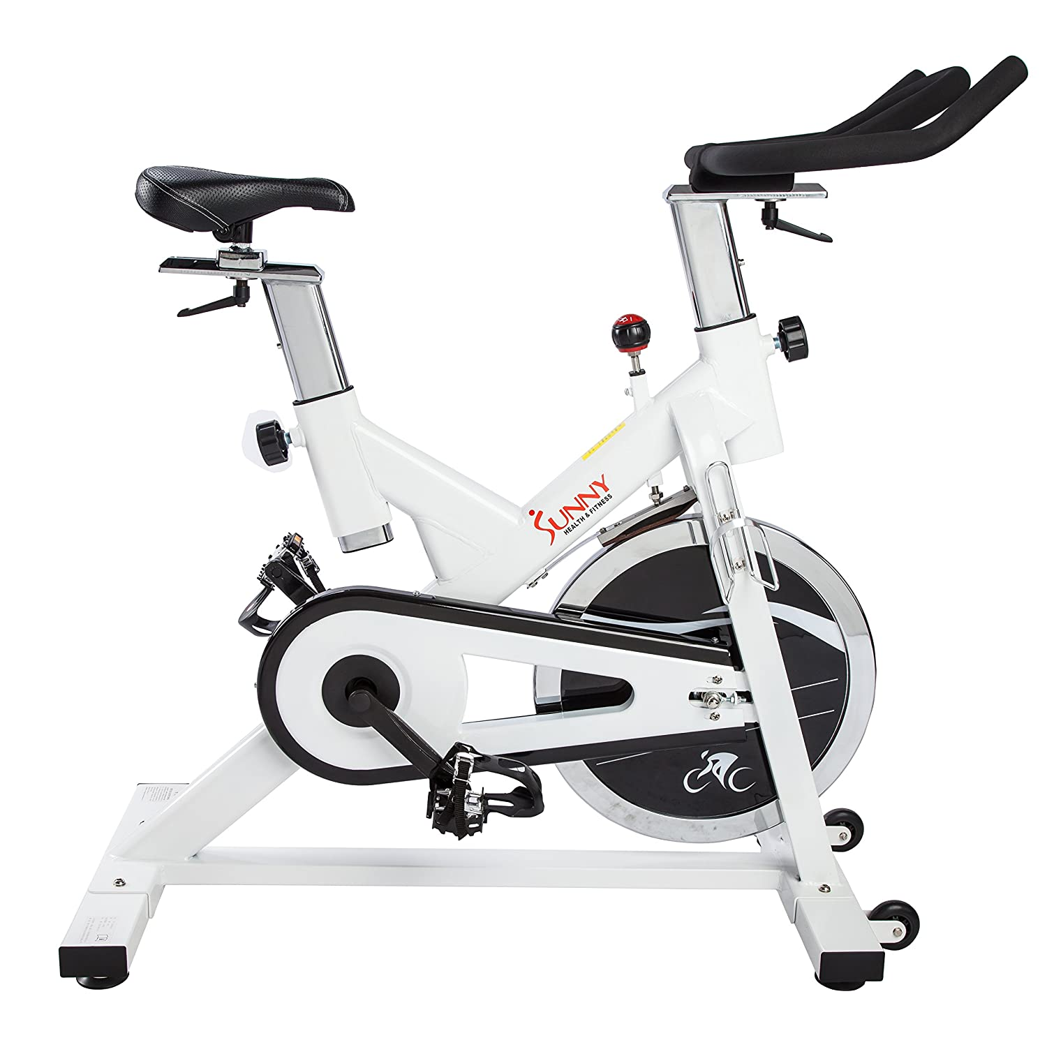 how to set up spin bike