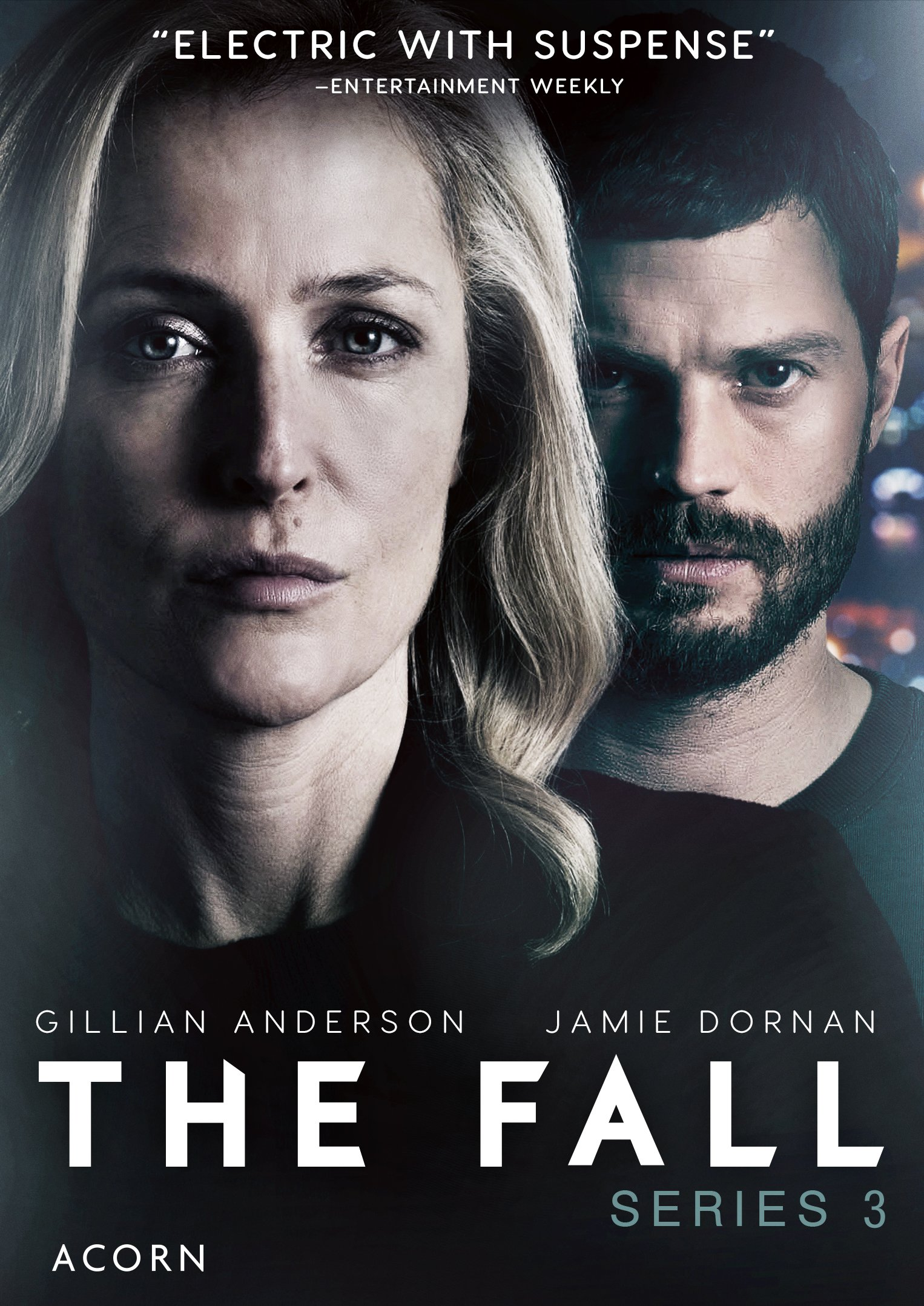 Book Cover: The Fall: Series 3