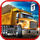 Construction Trucker 3D Sim
