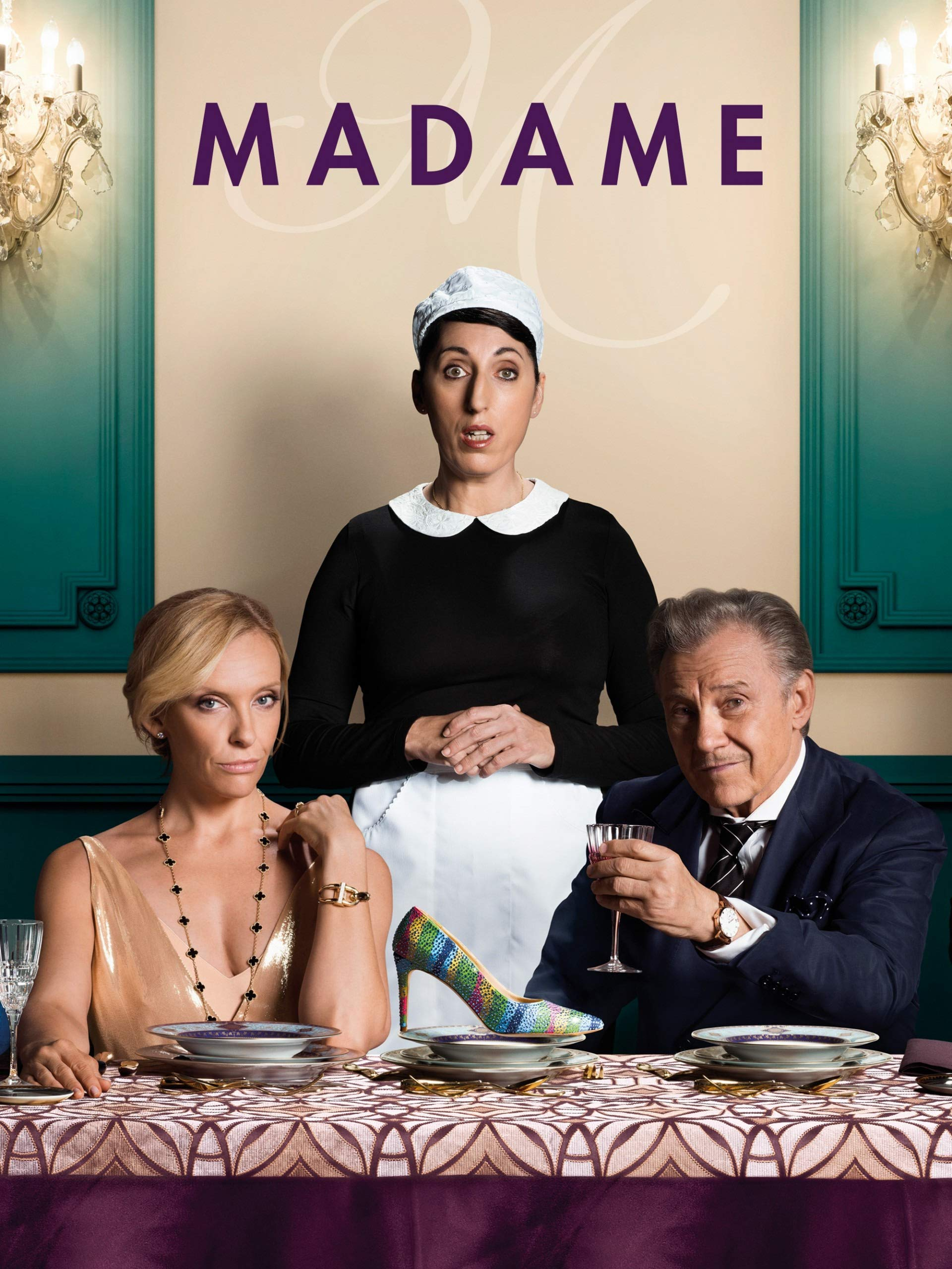Madame on Amazon Prime Instant Video UK