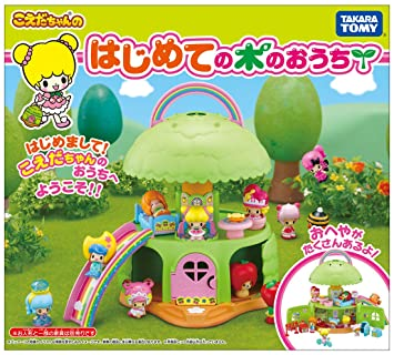 Get out of the tree for the first time twig twig Chan Chan (japan import)