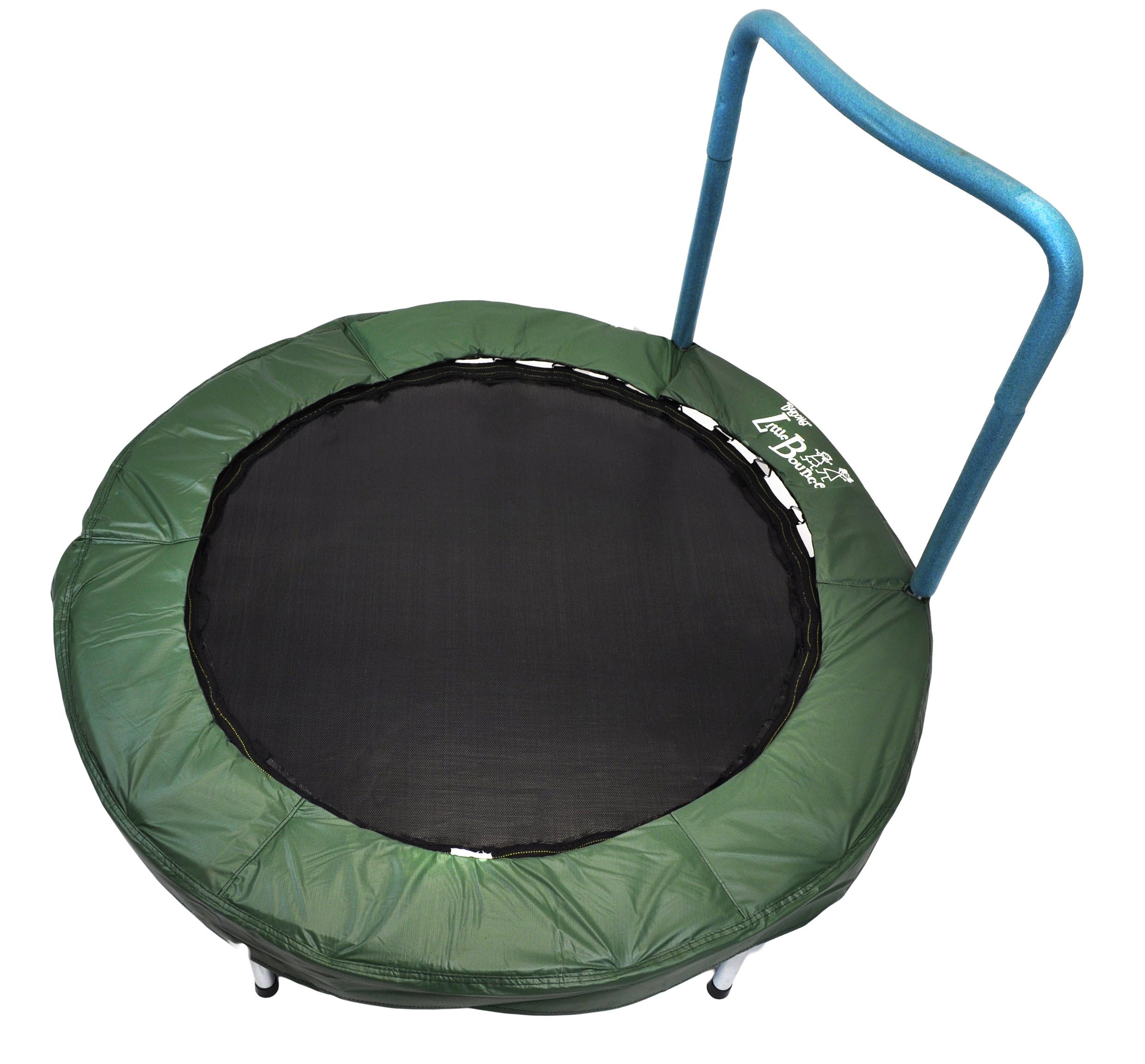 my first trampoline