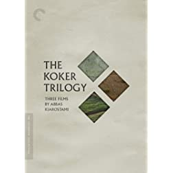 The Koker Trilogy Where Is the Friend�s House?/And Life Goes On/Through the Olive Trees  The Criterion Collection