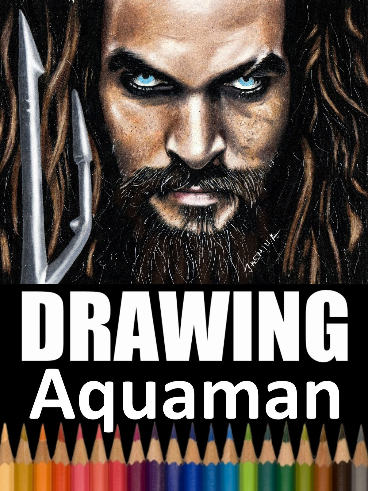 Clip: Drawing Aquaman