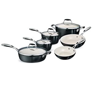 tramontina gourmet ceramic cookware reviews