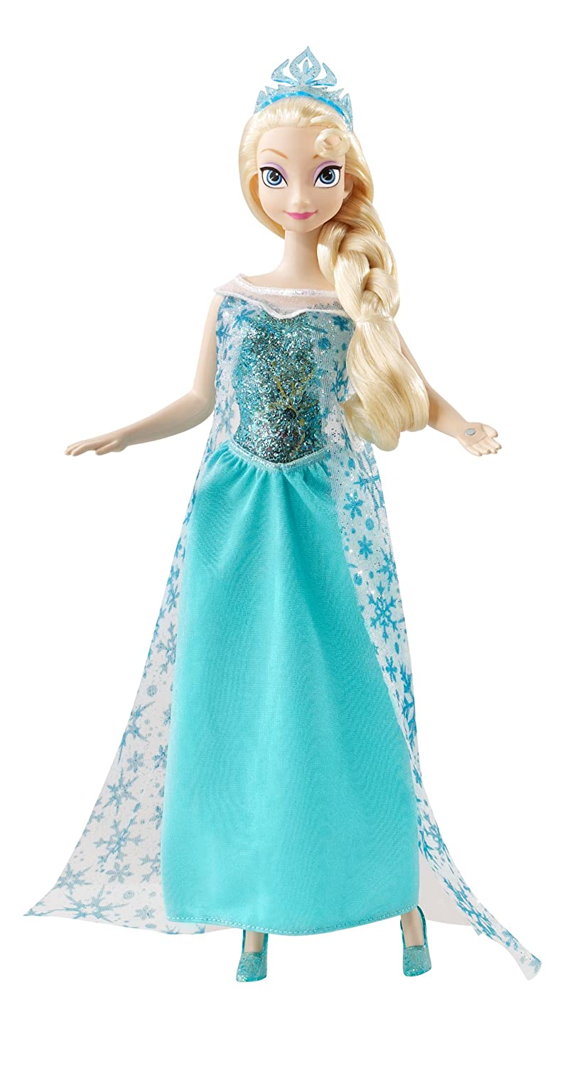 Mattel Disney Princess Y9967 - Die Eiskönigin