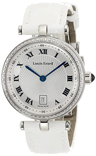 "Louis Erard Women's 10800SE01.BDCA6 ""Romance"" Watch"