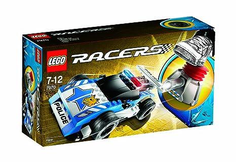 LEGO - 7970 - Jeu de Construction - Racers - Le Héros