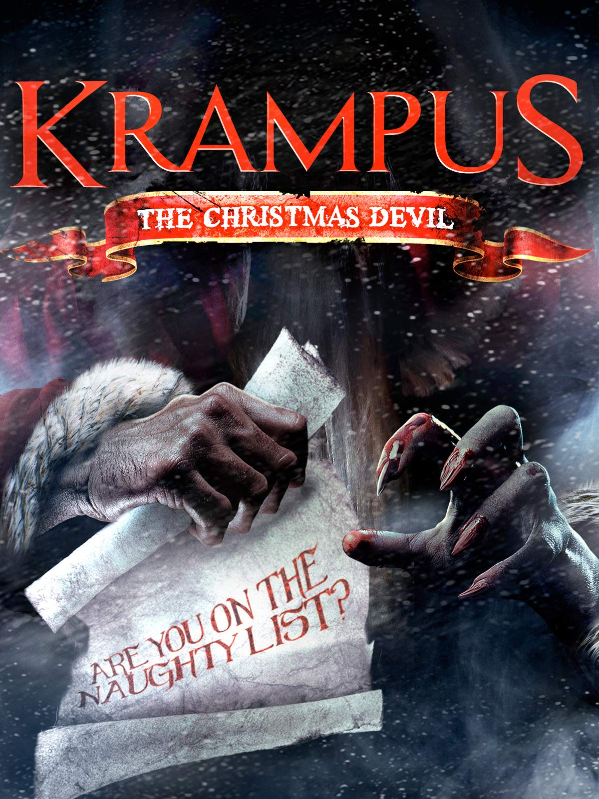 Krampus The Christmas Devil on Amazon Prime Instant Video UK