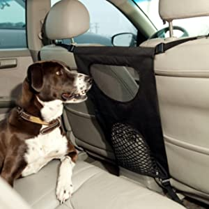 Bergan Pet Back Seat Barrier