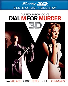 Dial M for Murder 3D on Blu-ray
