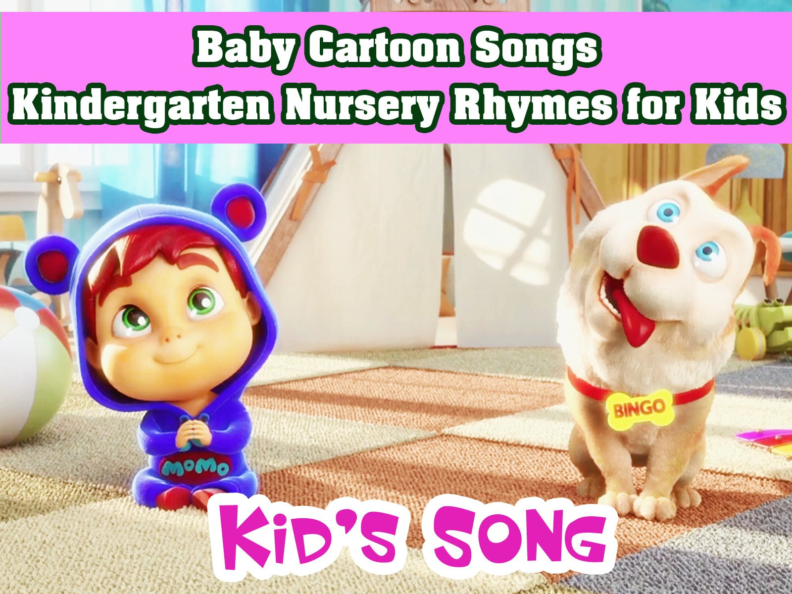 Clip: Baby Cartoon Songs - Season 1