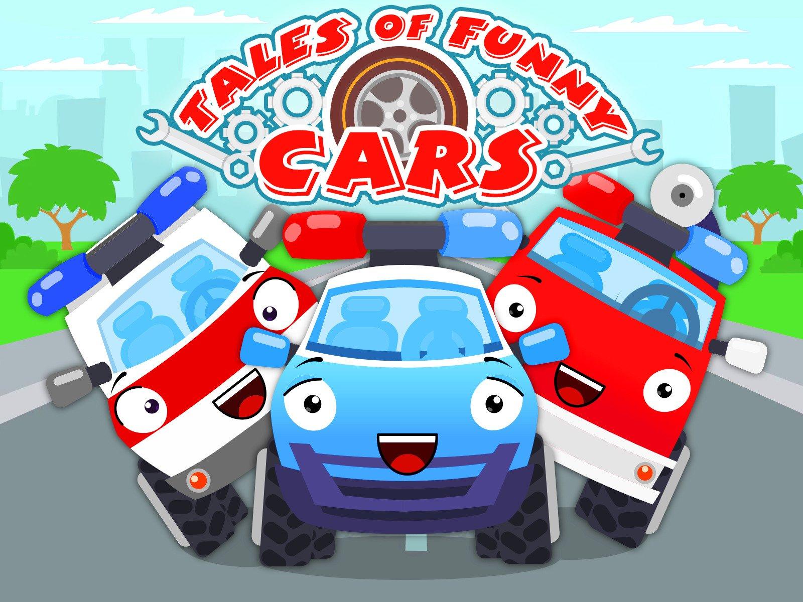 Tales of Funny Cars - Season 2