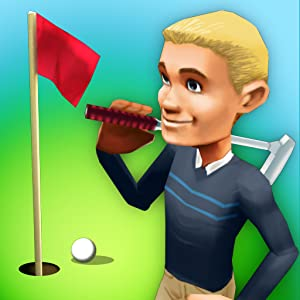 3D Mini Golf Challenge by Digital Chocolate Inc