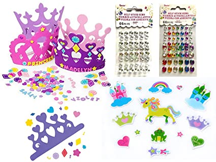 Make Your Own Princess Crown Make Your Own Princess Tiara
