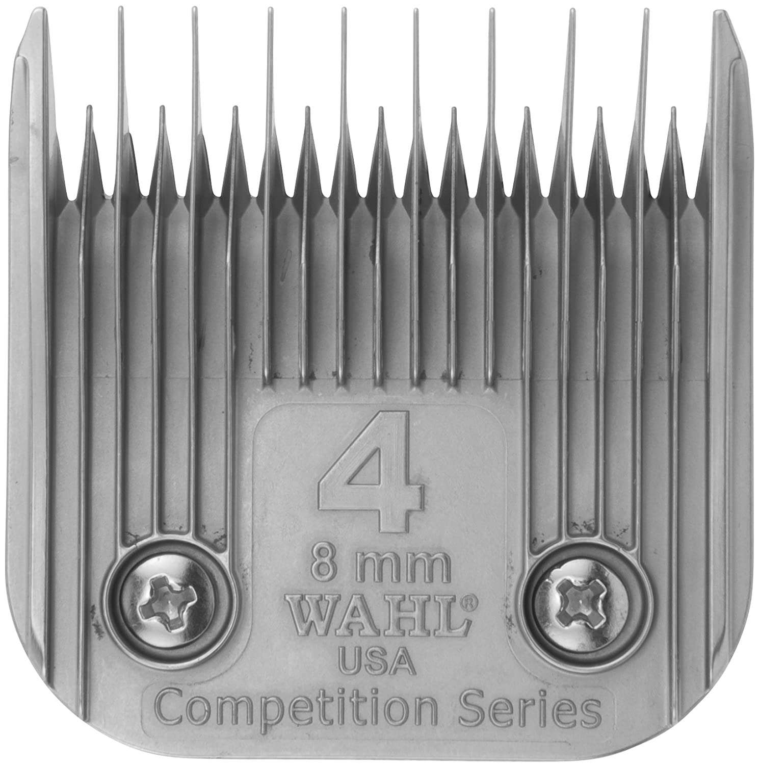 Wahl 2374-100 #4 Professional Skip Extra Coarse Competition Blade By Wahl Professional Animal фен wahl 4314 0470 turbobooster 3400 ergolight